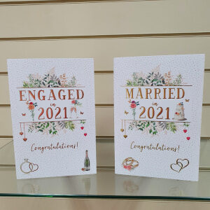 2021 Married / Engaged