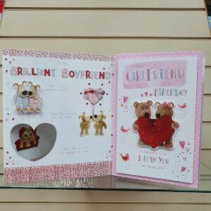 Boxed Boyfriend / Girlfriend