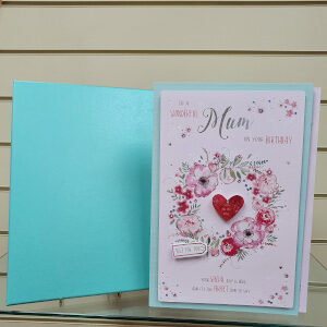 Boxed Mum Birthday
